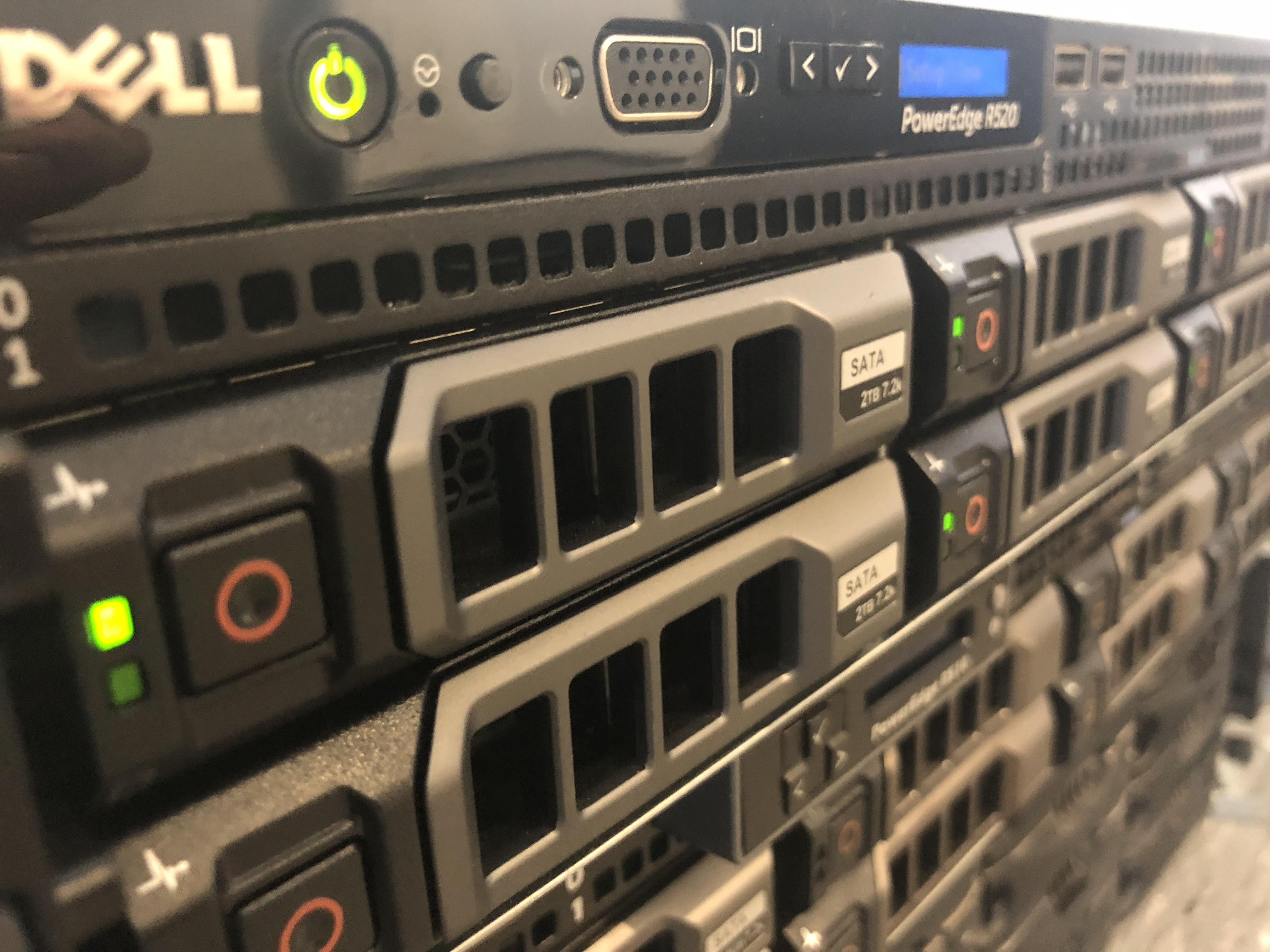 VMware ESXi on Dell PowerEdge internal dual SD module may